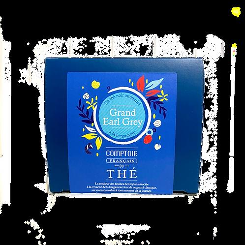 Grand Earl Grey Tea of France (20bags/box)