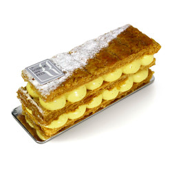 12 Mille-feuille