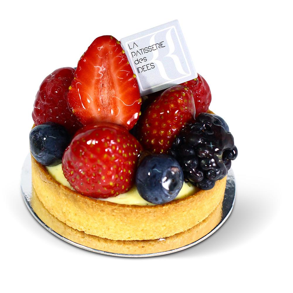 Wildberry tart