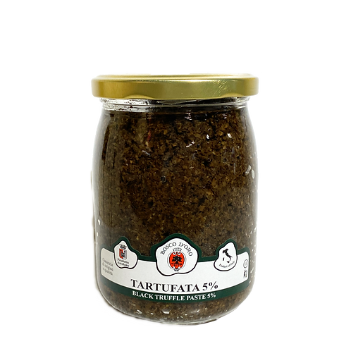 Italy Black Truffle Paste 5% (500g)