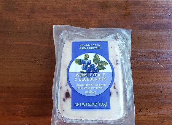 Somerdale Wensleydale & Blueberries