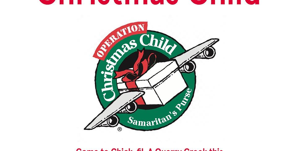 Operation Christmas Child