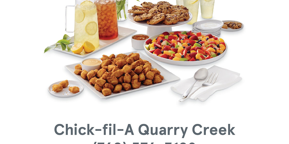 Free Shipping Day: Catering Delivery for Pickup Price