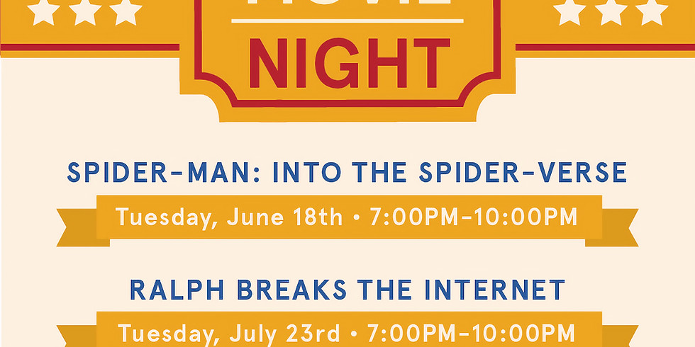 Movie Night - Ralph Breaks the Internet