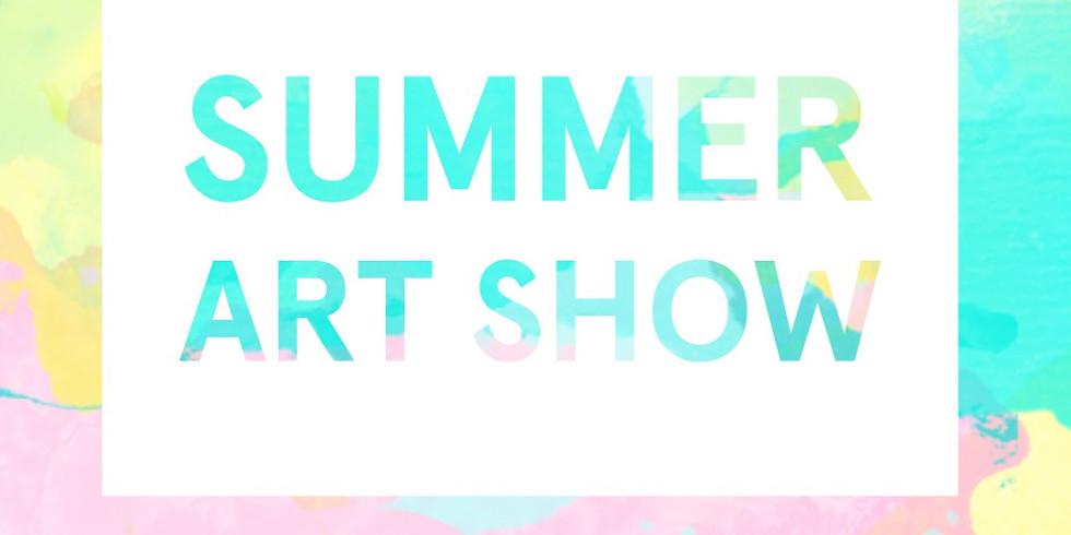 Summer Art Showcase