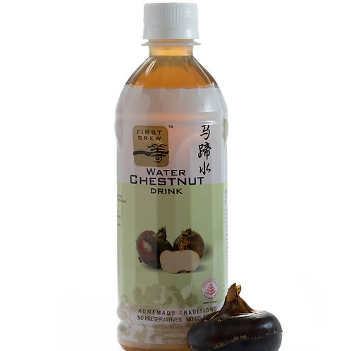 First Brew Herbal Water Chestnut - 6 Bottles