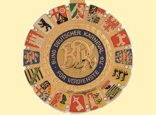 Verdienstorden BDK Gold