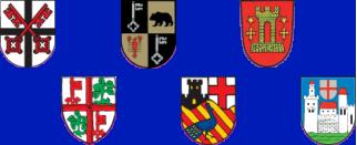 Regionale Bereiche BDK RML