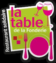 table de la fonderie restaurant solidaire partage équité insertion SIAE cité solidaire citoyenneté mondiale