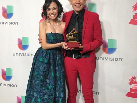 Gracias al ganador del Grammy infantil por invitarnos a su programa del día de muertos,Musijugarte.