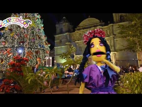 Celebra Musijugarte la noche de rábanos y el día de reyes con show de títeres SECULTA.