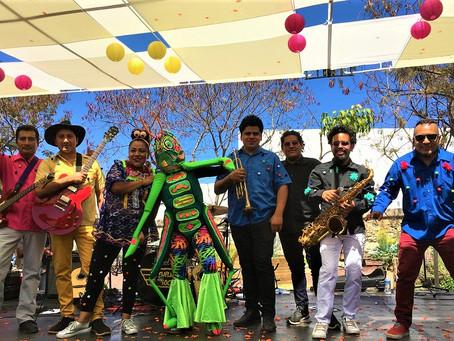 Música desde la cuna ,Musijugarte en Sucedió en Oaxaca.