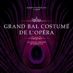 Grand bal costumé de l'Opéra