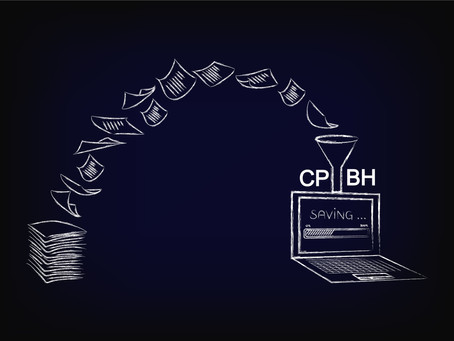 WORKING ON DIGITAL FILES AND IMPORTANCE OF CPBH