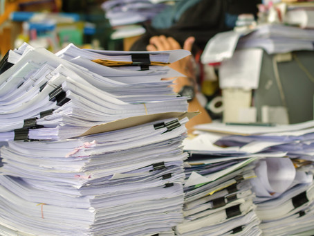 VARIOUS KINDS OF DOCUMENTS/FILES AND OPTIONS AVAILABLE IN IMPLEMENTING CPBH