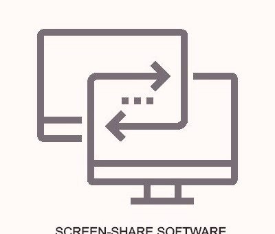 UTILITY OF SCREEN-SHARE SOFTWARE FOR ADVOCATES
