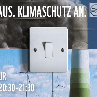 #LICHTAUS. Klimaschutz an