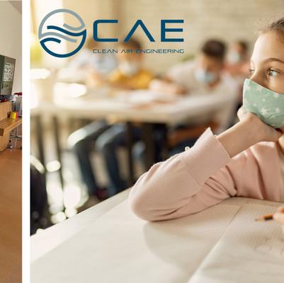 Luftreinigungsgeräte als Lösung für Präsenz-Unterricht in Schulen
