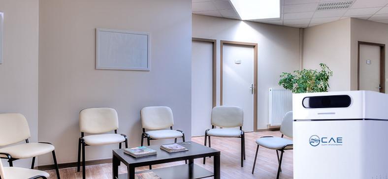 Internistische Hausarztpraxis
