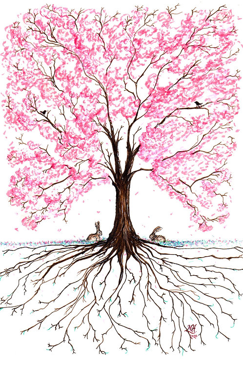 Blossom Tree of Life
