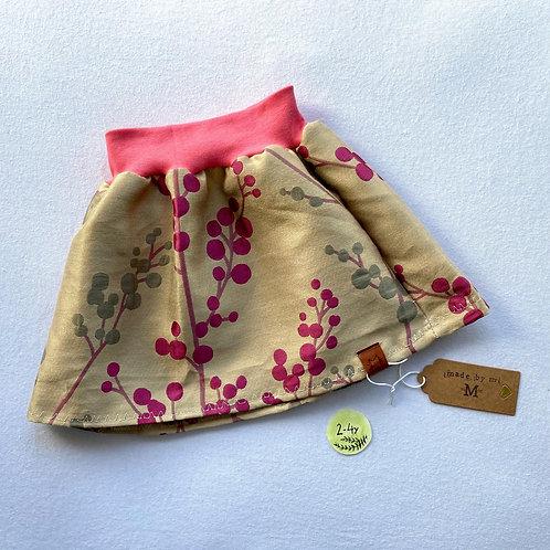 Berry Skirt (2-4years)