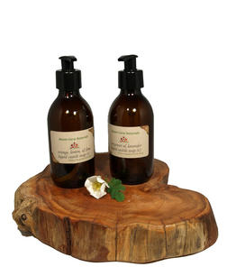 bergamot and lavender liquid castile sma