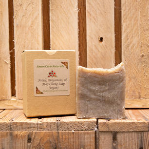 Nettle, Bergamont and may Chang soap.jpg