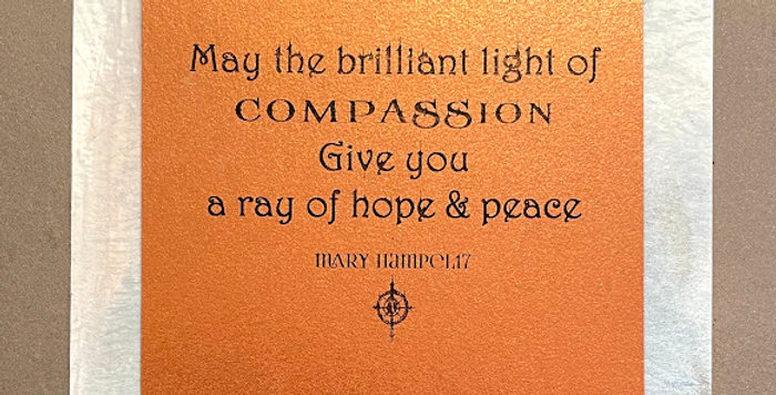 Quote Notes® May The Brilliant Light