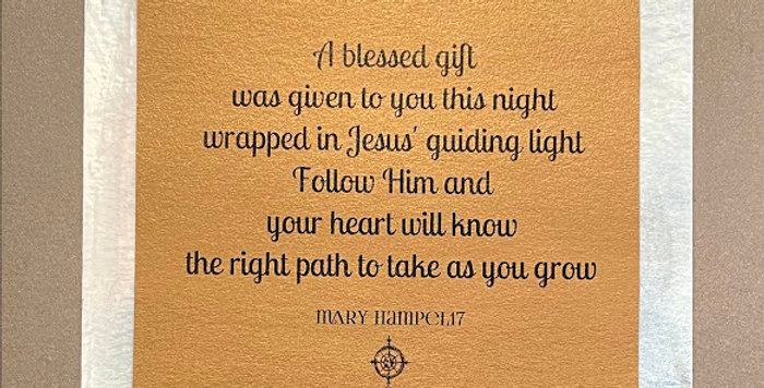 Quote Notes® A Blessed Gift