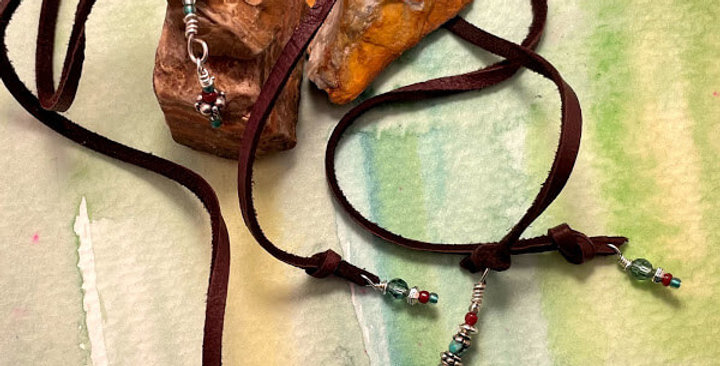 Turquoise Relaxation Necklace