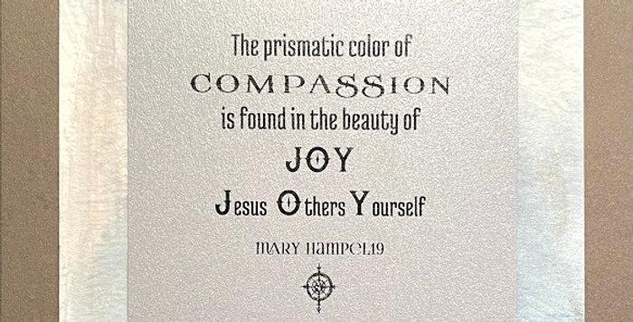 Quote Notes® The Prismatic Joy
