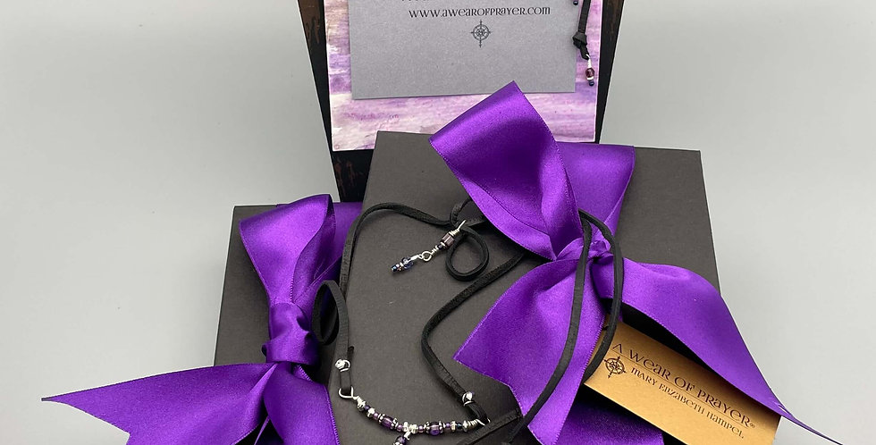 Amethyst Intuitive Necklaces Buy 1 Give 1