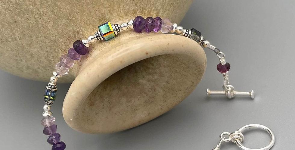 Amethyst Serenity Bracelet