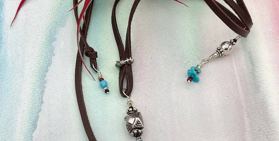 Turquoise Victor Necklace