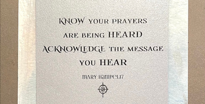 Quote Notes® Know Your Prayers