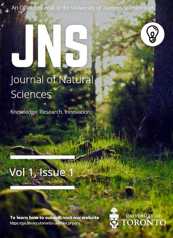 The Journal of Natural Sciences