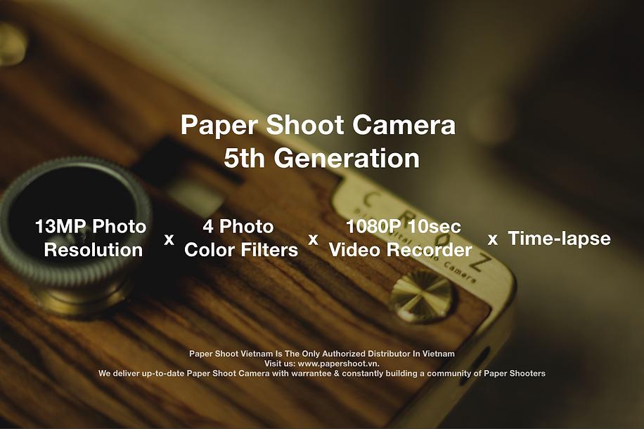 Thế hệ máy ảnh Paper Shoot Thứ 5: Máy Ảnh Xanh, Máy Ảnh Giấy, Máy Ảnh Thân Thiện Với Môi Trường, Máy Ảnh kỹ thuật số chụp đẹp, máy ảnh full hd, Digital Camera, LOMO Camera, Eco-friendly Camera, Paper Shoot Camera, Máy Ảnh Lomo, Ảnh Film, Máy Ảnh film