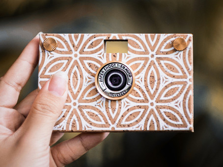 PAPER SHOOT: The Creation Journey Of Eco-friendly Camera & Our Philosophy