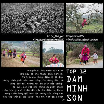 Đàm Minh Sơn |#TreasureTheMoments2020