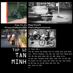 TANMINH   #TreasureTheMoments2020