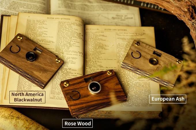 Paper Shoot Camera: World Lead Eco-friendly Camera | Digital + Lomography + Eco-friendly = Paper Shoot
