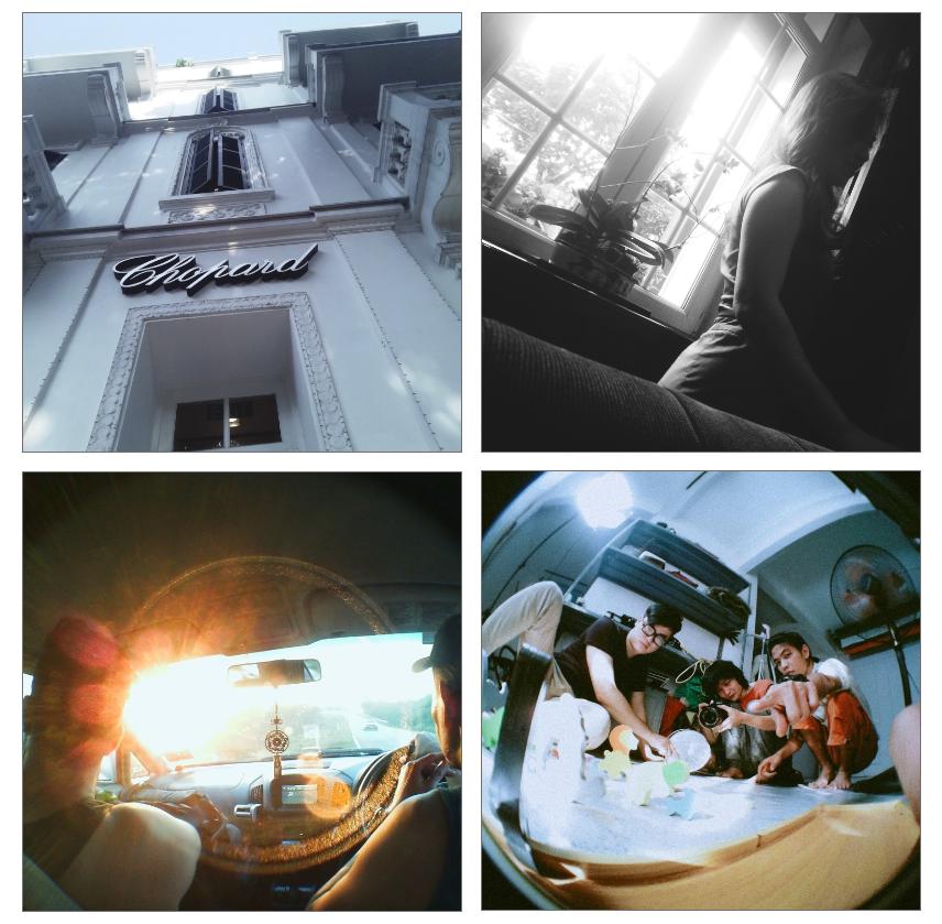 Máy ảnh thân thiện môi trường, Paper Shoot, hightlight and soft light adjustment