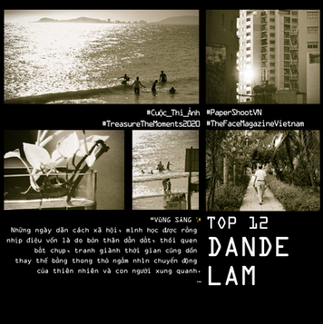 DANDELAM | #TreasureTheMoments2020