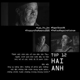 HaiAnh  #TreasureTheMoments2020