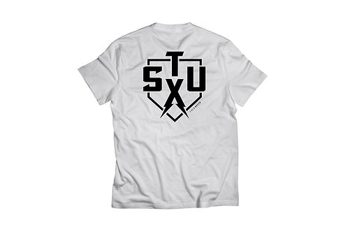 SHIELD TEE WHITE