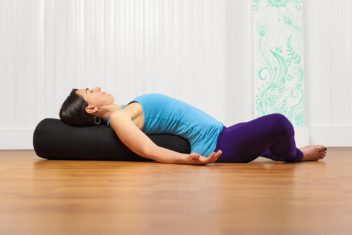 Restorative Yoga - Zoom