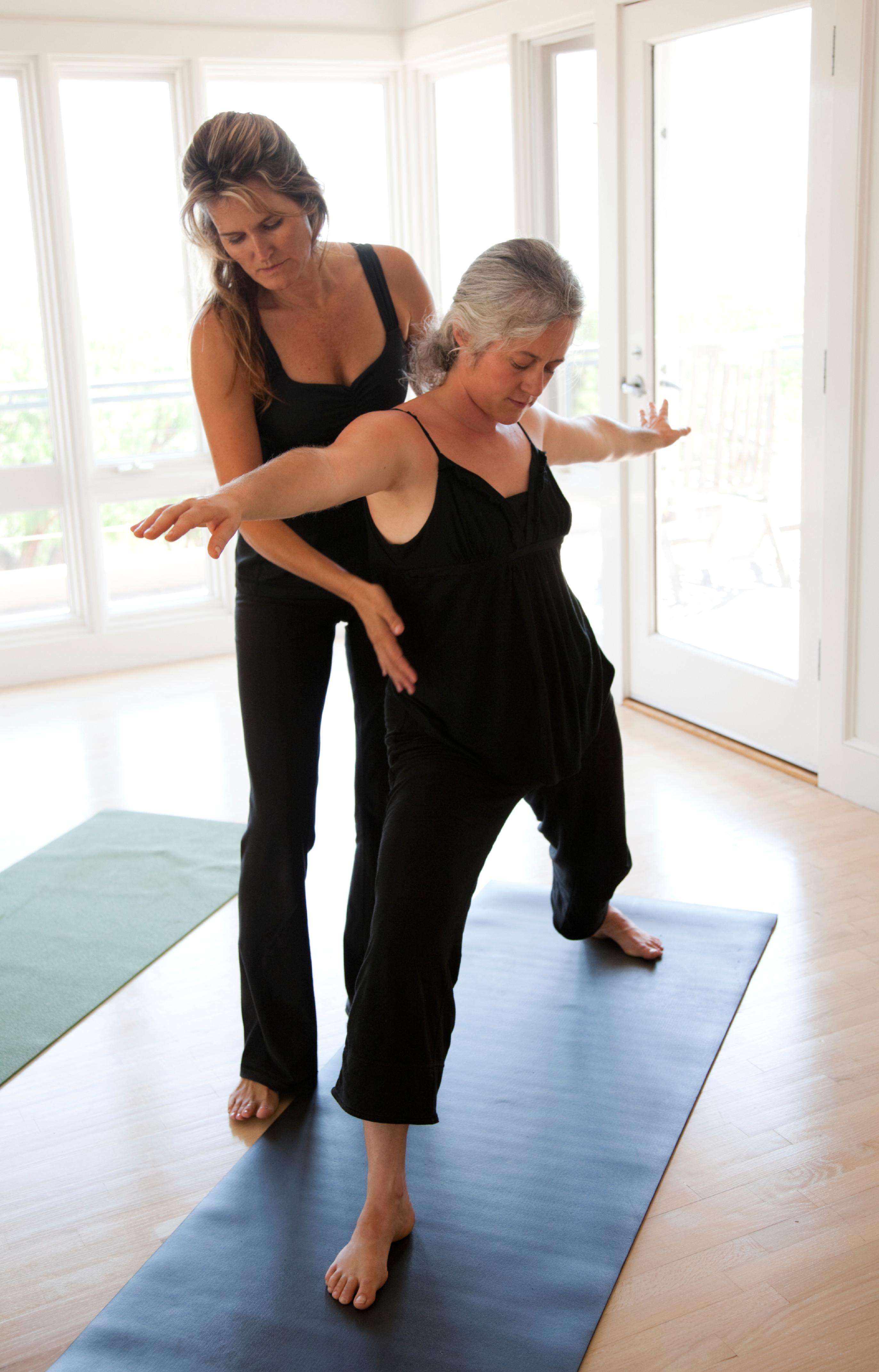 Therapeutic Yoga - In studio