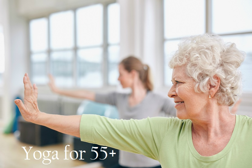 Gentle Senior Yoga