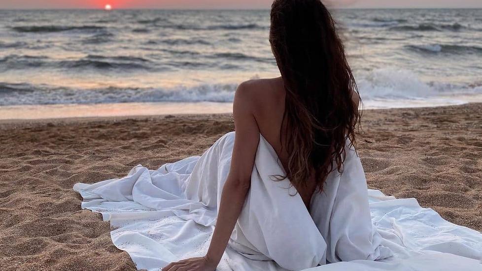 🛌 Ночёвка на пляже