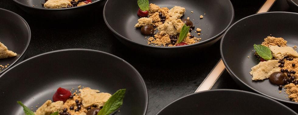 Buckwheat Strusel Pudding
